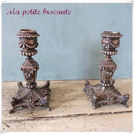 Petits chandeliers